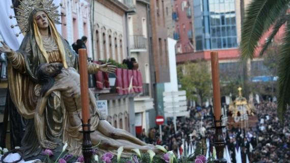 Nuestra Señora de las Angustias saldrá en procesión extraordinaria con motivo del centenario de la advocación en la Hermandad
