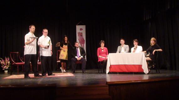 Teatro Tiflonuba pone en escena la obra de Bernardo Romero 'La vida sigue igual'
