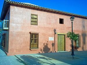 Fachada de la Casa Museo de Venezuela.