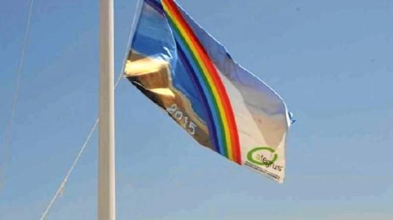 Dos banderas 'Ecoplaya' premian la calidad del destino Punta Umbría