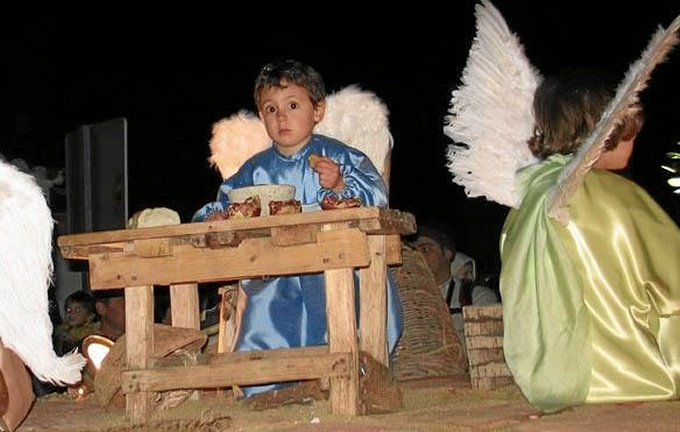 La Cabalgata de Higuera de la Sierra, una cita ineludible de la noche mágica de Reyes