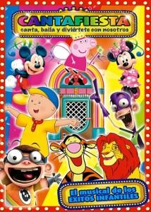 El espectáculo infantil se celebra este sábado 12 de diciembre en Beas.