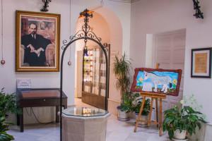 El libro se presenta en la Casa Museo de Zenobia y Juan Ramón Jiménez.
