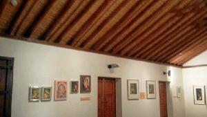 Aún puede visitarse en la Casa Museo Venezuela la exposición de Ferrándiz.