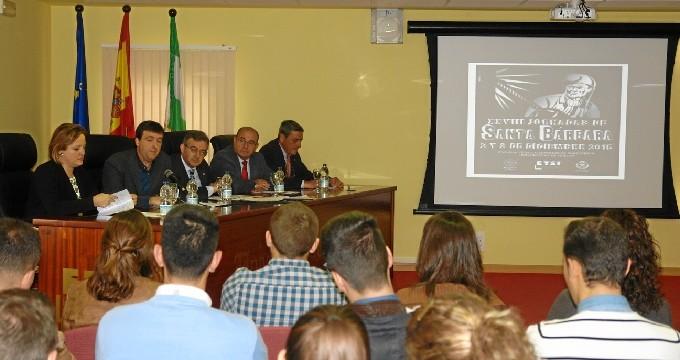 La Universidad de Huelva organiza unas Jornadas Mineras para celebrar Santa Bárbara