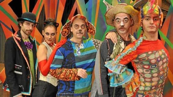 Cartaya apuesta por el teatro familiar con 'Los músicos de Bremen'