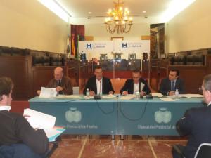 Pleno del Patronato de Turismo.