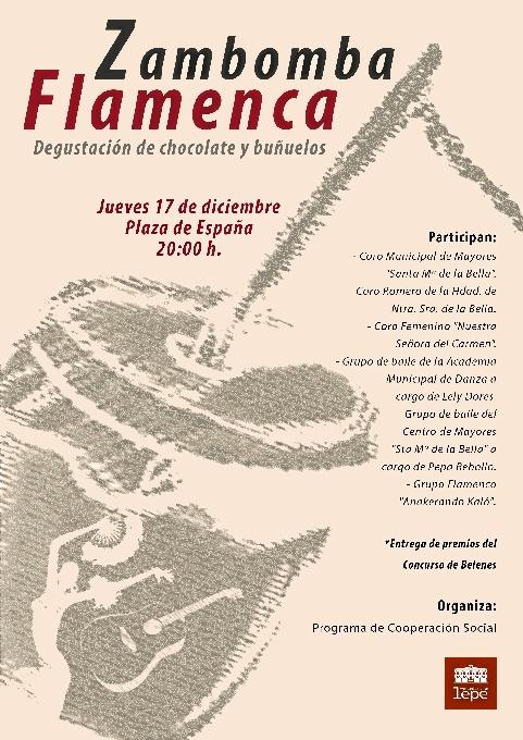 zambomba flamenca 17 dic