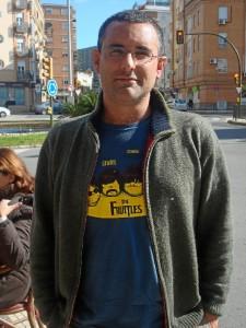 El arqueólogo Diego Batanero ha sido el que ha denunciado el expolio en el yacimiento La Orden - Seminario.