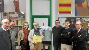 El encuentro se ha celebrado en la Escuela León Ortega.