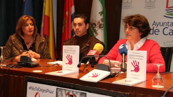 El cartayero Julio Franco Díaz presenta un libro de defensa personal contra la violencia de género