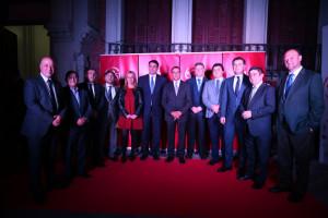 El acto ha tenido lugar en el Palacio Santa Bárbara de Madrid.