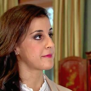 La onubense, Carolina Marín.