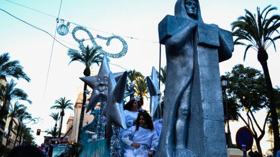 Huelva se prepara para recibir a los Reyes Magos en su tradicional Cabalgata