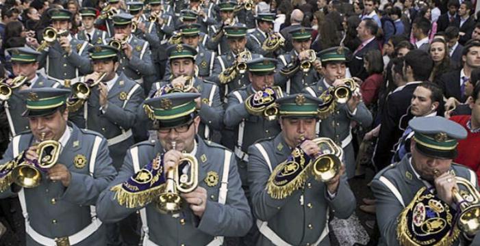 La Centuria Macarena ofrecerá un concierto de marchas procesionales el 30 de enero en la Casa Colón