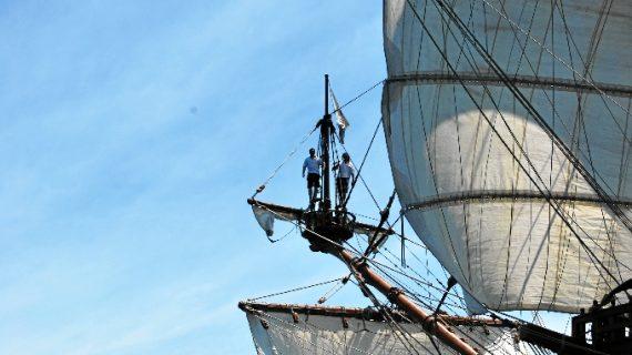 De Huelva eran la mayoría de los marinos que participaron en la expedición de la primera vuelta al mundo