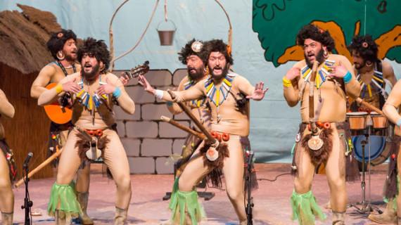 Comienza el XLIX Concurso de Agrupaciones del Carnaval de Isla Cristina
