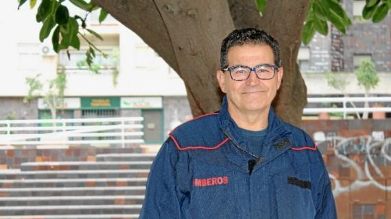 El onubense Manuel Canelo, galardonado con el Premio Nacional 'Con V de Voluntariado'