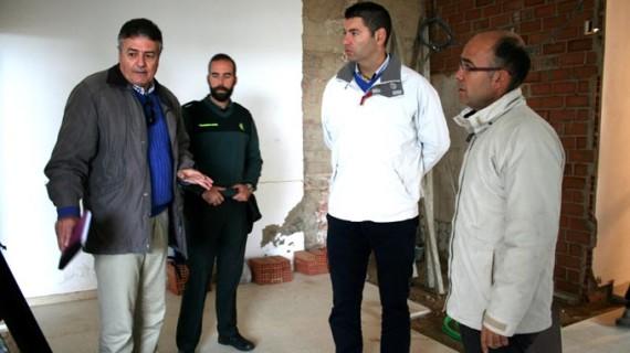 Valverde contrata a 25 trabajadores para ejecutar las obras de mejora del cuartel de la Guardia Civil