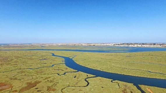 Huelva a vista de dron, un viaje sorprendente por la provincia