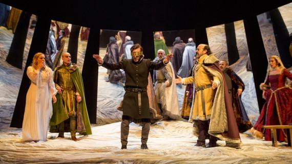 Una nueva versión de 'Hamlet' llega a Trigueros el 6 de febrero