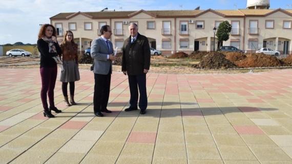 Contratados 130 desempleados de Hinojos para llevar a cabo las obras del Profea en el municipio