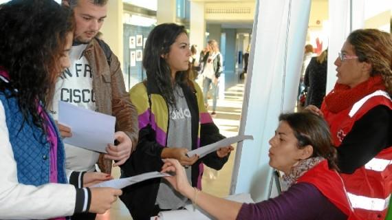 El perfil del joven solidario andaluz es el de una mujer con estudios y de clase media
