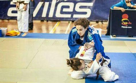 Meritoria actuación de los representantes del Club de Judo Huelva TSV en la Supercopa de España Cadete