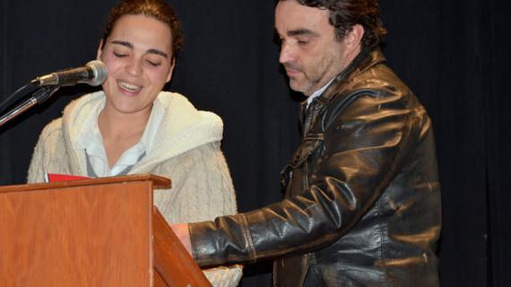 Presentado en Ayamonte el poemario 'Poesía joven del Bajo Guadiana'