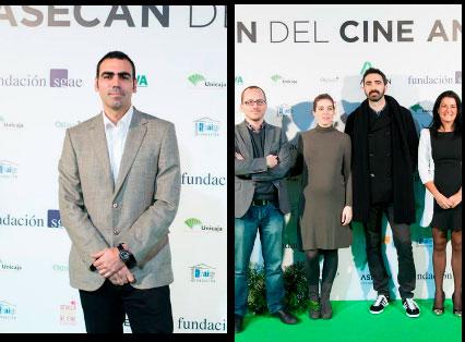 El almonteño Mario de la Torre y el onubense Manuel H. Marín, galardonados en la gala de los Premios Asecan