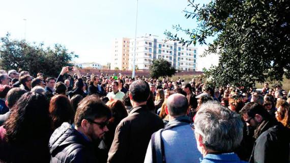 'Huelva te mira' señala que el protocolo para el estudio de la Zona Arqueológica es solo un punto de partida