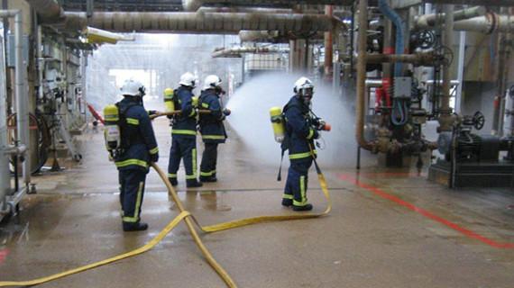 Cepsa realizó más de 250 simulacros en sus instalaciones de Huelva en 2015