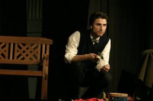 El actor onubense Manuel Domínguez. / Foto: www.manueldominguezweb.com