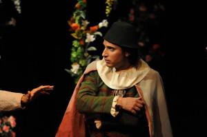 En 'Las picardías de Scapin'. / Foto: www.manueldominguezweb.com