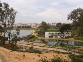 La riqueza arqueológica del Parque Moret es desconocida.