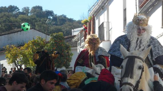 Puerto Moral, Cala y Cortelazor: tres formas distintas de vivir el día de Reyes en la Sierra