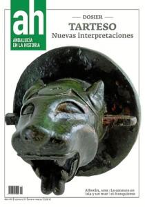Portada del próximo número de la revista 'Andalucía en su Historia'.