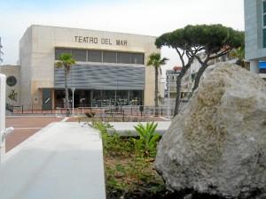 Teatro del Mar de Punta Umbría.