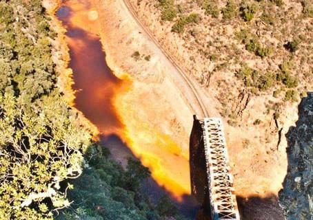 La Vía Verde del Río Tinto, un camino de 102,5 kilómetros que nacerá en Nerva y llegará hasta Huelva