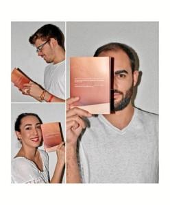 El onubense es autor del libro 'Ensayos del dolor propio'.