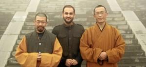 Su estancia en China la describe como una experiencia maravillosa.