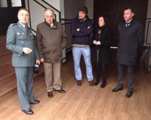 También se está mejorando el cuartel de la Guardia Civil.