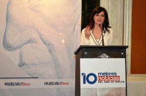 Mari Paz Díaz, redactora de HBN.