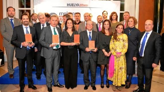 Huelva entrega los reconocimientos a sus mejores noticias del pasado año 2015