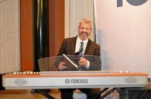 El pianista valverdeño Manuel Fernández Boniquito.