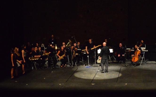 La Big Band de Aljaraque trae sus ritmos clásicos americanos a Huelva