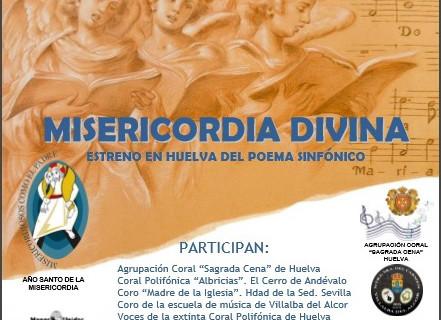 El Gran Teatro acoge el concierto 'Misericordia Divina' a beneficio de Manos Unidas