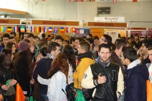 Los estudiantes conocerán la oferta formativa de la Onubense.
