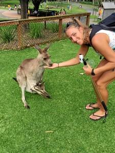 Espera estar unos dos años en Australia.