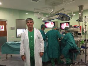 Desde pequeño, Rafael sabía que su destino era ser médico.